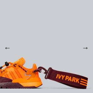 IVY PARK Shoes - 🚨SOLD🚨 IVY PARK NITE JOGGER SHOES